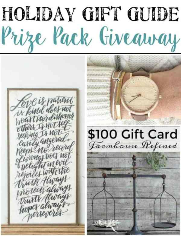 Holiday Gift Guide + Giveaway | blesserhouse.com - Gift ideas for men and women of all ages for all budgets plus a $300+ giveaway!