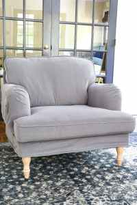 IKEA's New Sofa and Chairs and How to Keep Them Clean ...