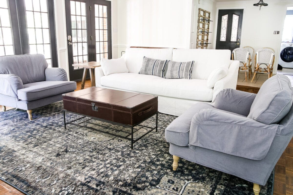 IKEAs New Sofa and Chairs and How to Keep Them Clean