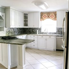 Kitchen Backsplash Photos Homemade Cabinets Diy Pressed Tin Bless Er House Blesserhouse Com How To Makeover A
