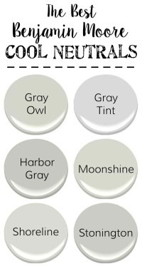 The Best Neutral Paint Colors - Bless'er House
