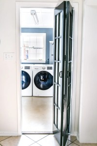 Sliding Laundry Room Doors | Zef Jam
