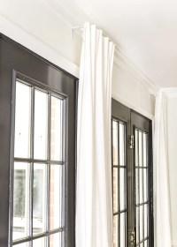 How To Hang Curtains Long Window | Curtain Menzilperde.Net