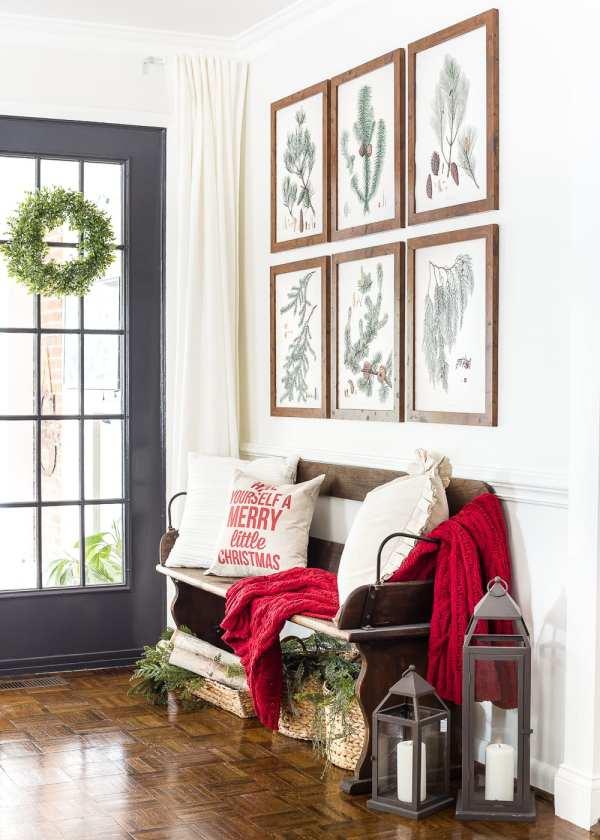 Winter Botanical Wall Printables - Bless'er House