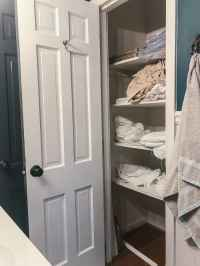 How To Build A Linen Cabinet