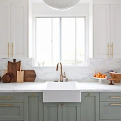 Green Kitchen Cabinets Bosch Appliances Cabinet Inspiration Bless Er House A Round Up Of The Best Paint Colors For Hottest Bold