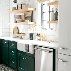 Green Kitchen Cabinets Restore Cabinet Inspiration Bless 39er House