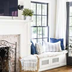 Decorating Ideas To Make A Small Living Room Look Bigger For An Apartment How Bless Er House Utilize Hidden Storage And Multi Use Furniture