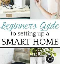 the beginner s guide to setting up a smart home in 6 steps and how to pull [ 1237 x 2000 Pixel ]