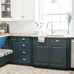 Green Kitchen Rug Retro Chairs Memory Foam Layered And Tile Grout Refresh Bless Er House Deep Cabinets