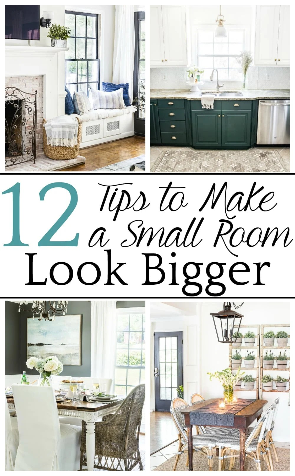 How To Make A Small Room Look Bigger Bless Er House,Kitchenaid Dishwasher Installation Manual