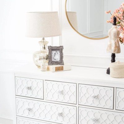 Applique IKEA Dresser Hack