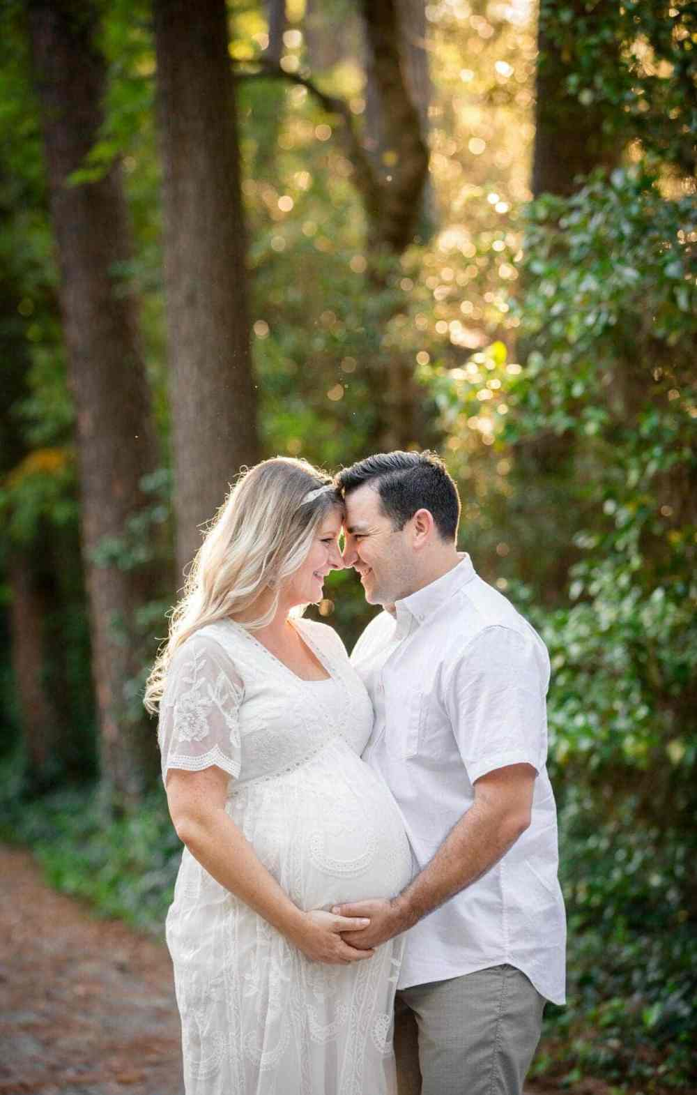 Family maternity photo session - Alisha Rudd Photography - bumpdate 34 weeks