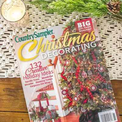 Christmas Magazine Features!