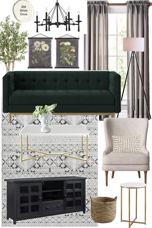 3 Living Room Designs Under 2 000 Bless Er House