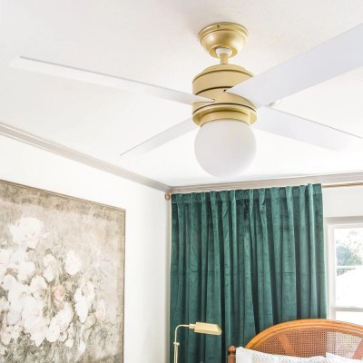 20 Gorgeous Modern Ceiling Fans