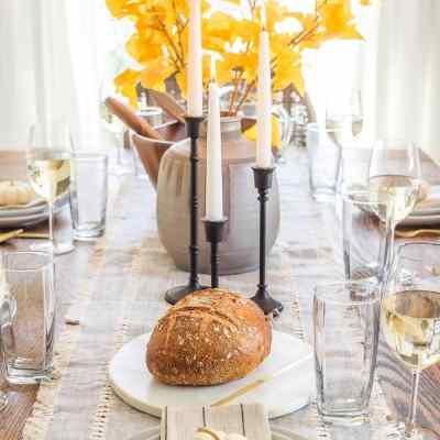 5 Budget-Friendly Thanksgiving Tablescape Ideas