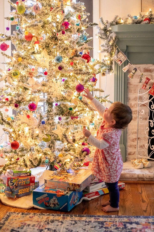 Christmas decor ideas | Christmas playroom