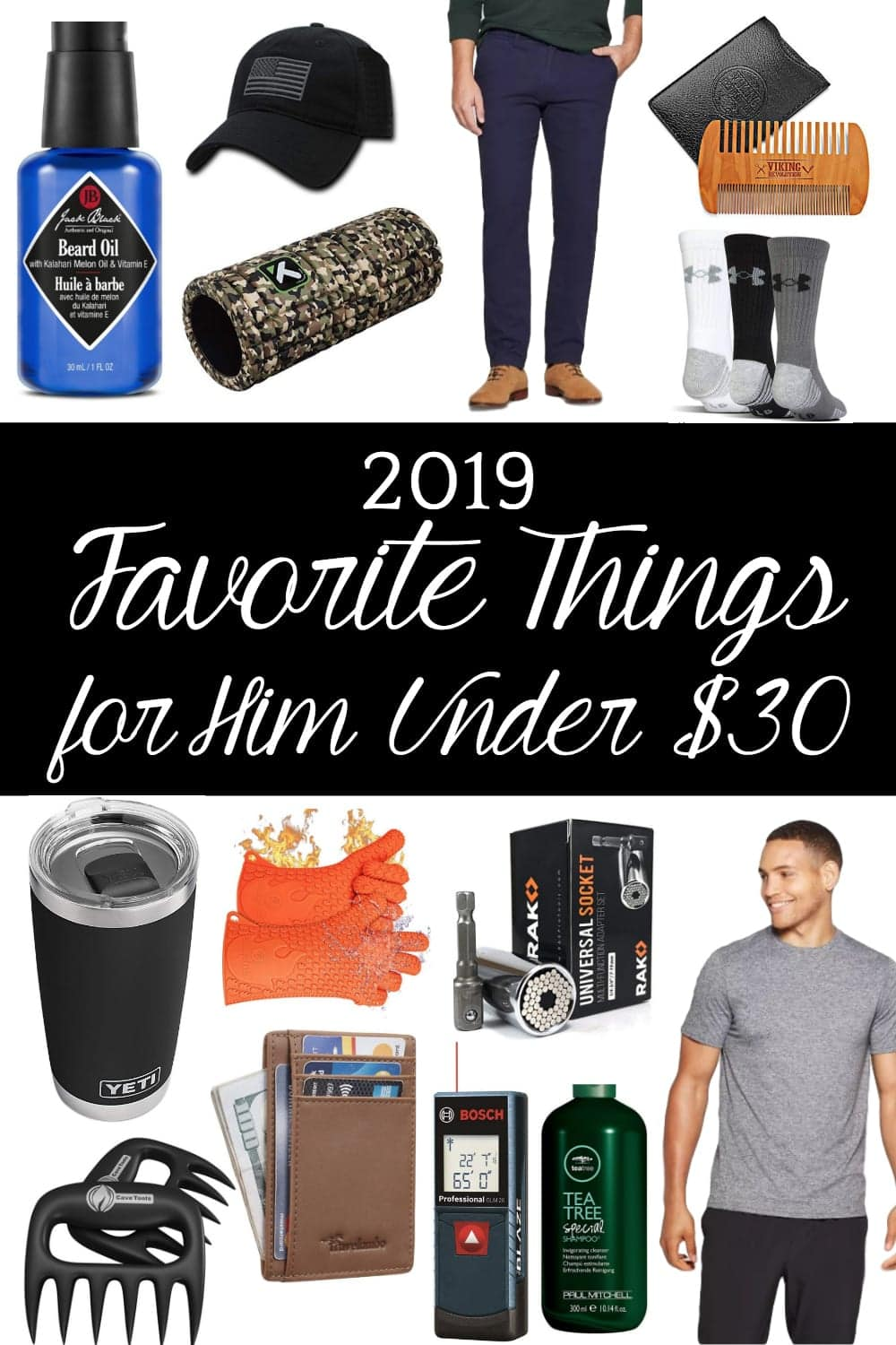 Favorite Things Under $30 | All of our family's favorite things in 2019 for fashion, beauty, health, toys, babies, kids, home, and lifestyle for less than $30.