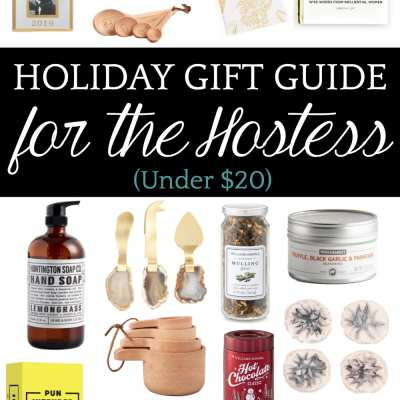 Holiday Gift Guide 2019: Hostess Gifts