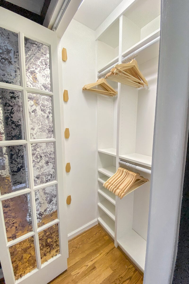 Diy Ikea Closets In Our Master Using Billy Bookcases Bless Er House
