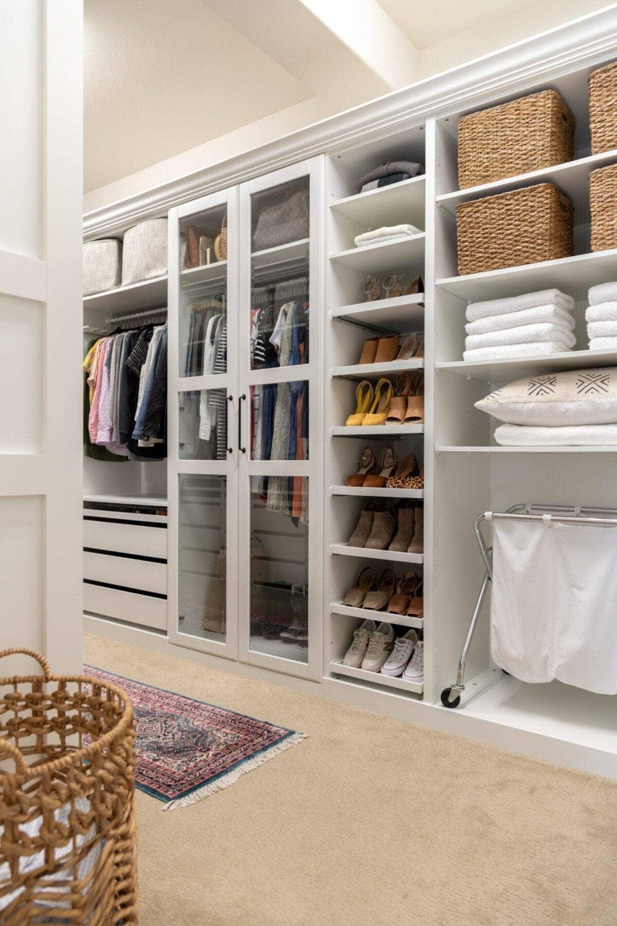 20 Inspiring Ikea Pax Closet Makeovers Bless Er House