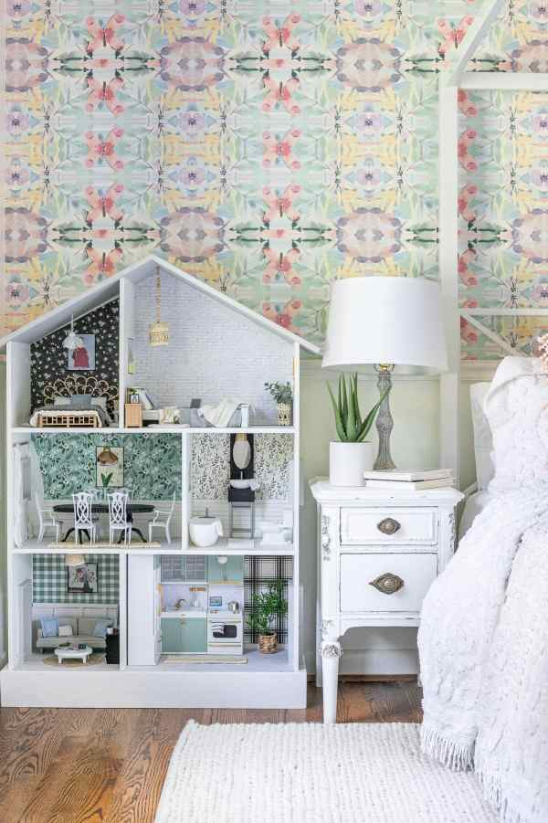 diy dollhouse makeover 1 of 16