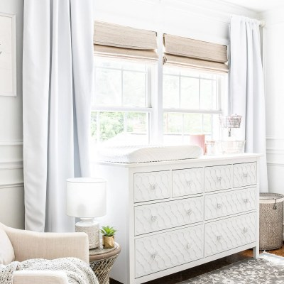My Favorite Window Treatments & How to Hang Curtains