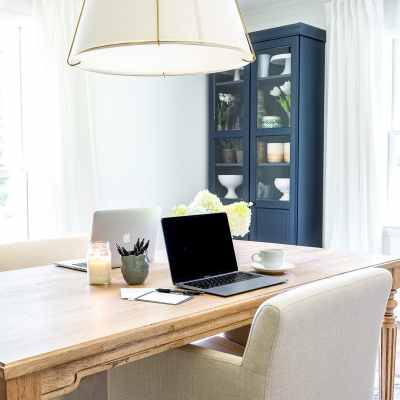 Home Office & Homework Station Desks & Chairs Under $250