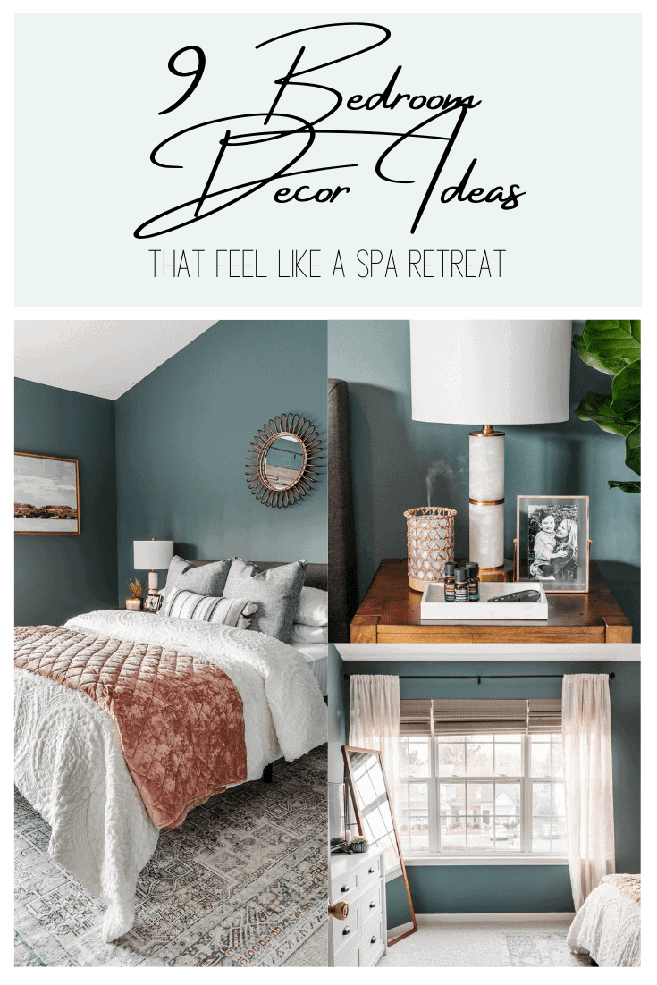 9 Bedroom Decor Ideas That Feel Like a Spa Retreat