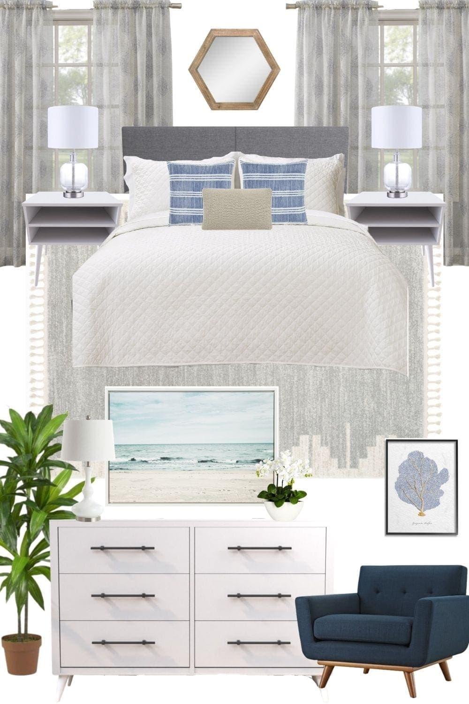 coastal bedroom ideas