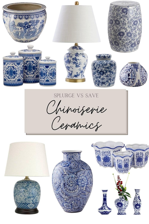 chinoiserie ceramics