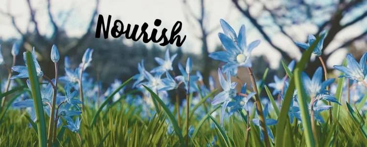 I Wish to Nourish My Spirit