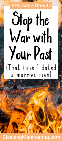 war with your past