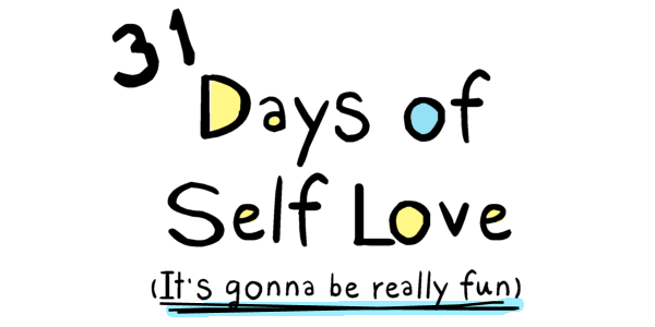how to have a self love day