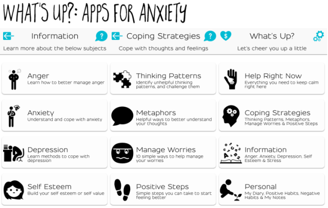 app for anxiety