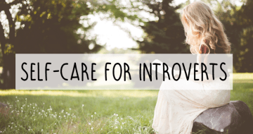 self care introverts