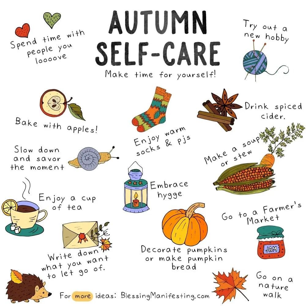 october self-care
