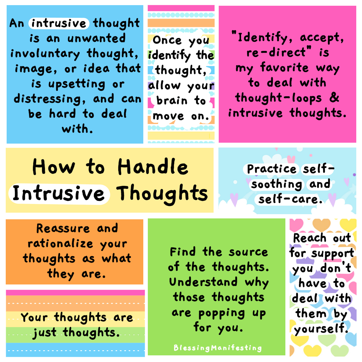 Intrusive Thoughts And Obsessive Thought Loops