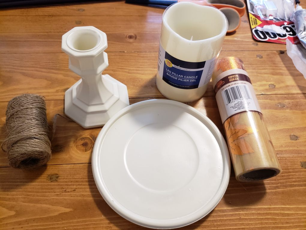 Candle Holder Supplies