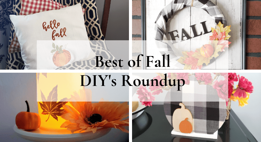 Best of Fall DIY's