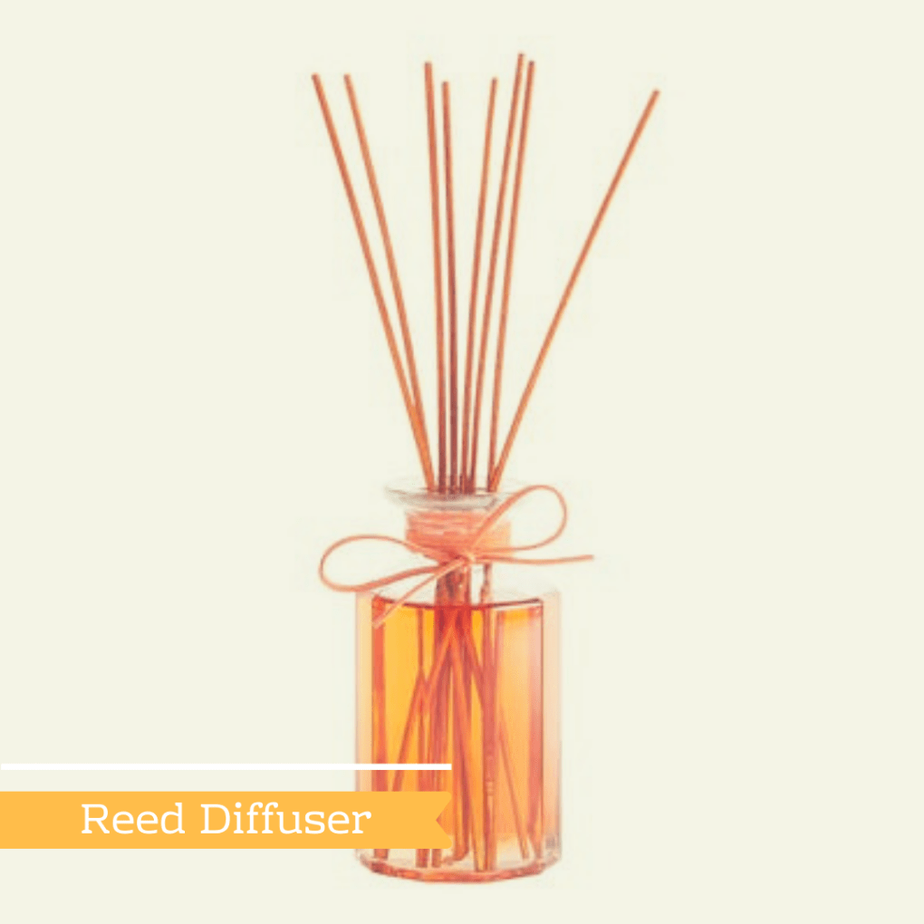 How to make a Fall Reed Diffuser