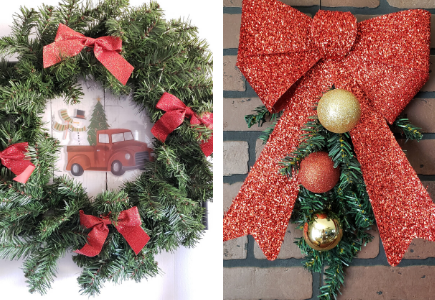 2 Quick and Easy Christmas DIY's