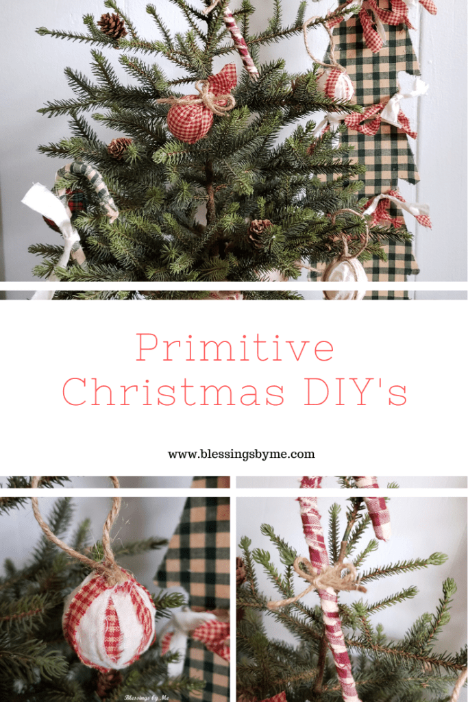 Primitive Christmas DIY's