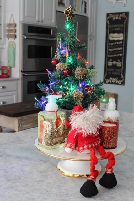 Carol's December Challenge DIY