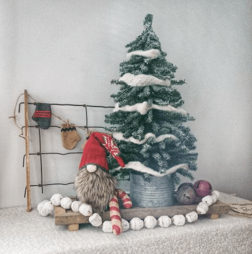 Mary's December Challenge DIY