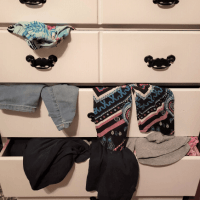 Getting Rid of Dresser Drawer Clutter