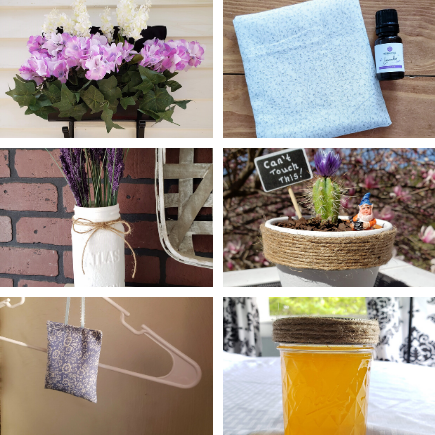 Quick & Easy DIY's for Mother's Day