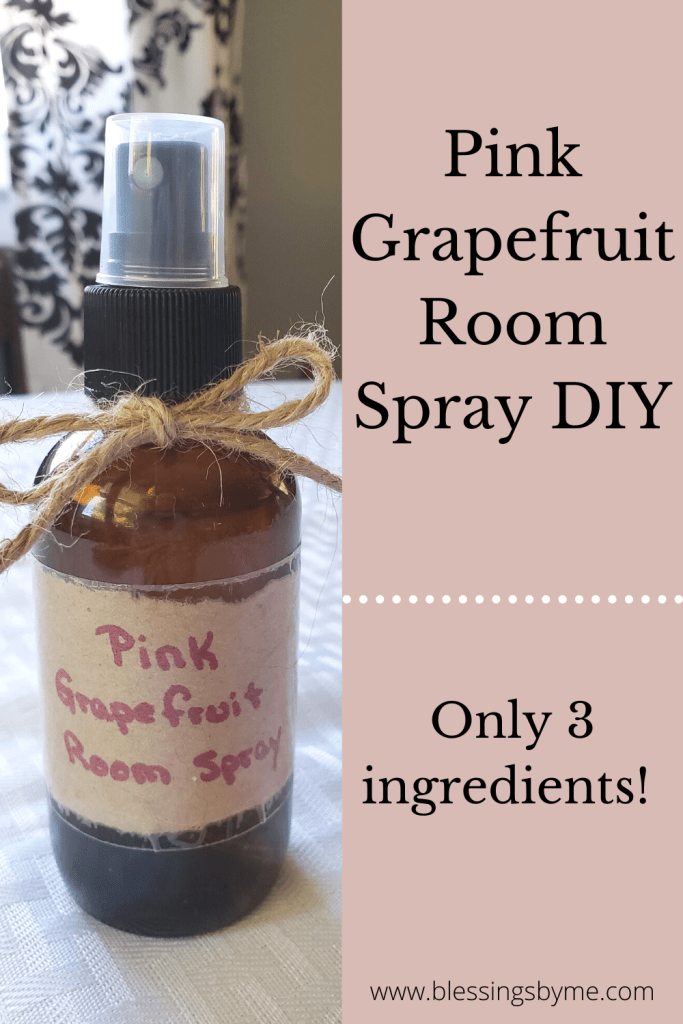 Pink Grapefruit Room Spray