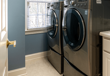keeping your washing machine clean